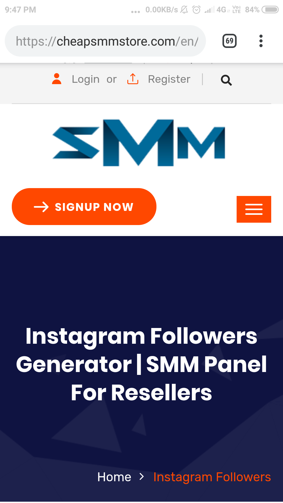 Cheap Smm panel in india | get social media likes at cheap